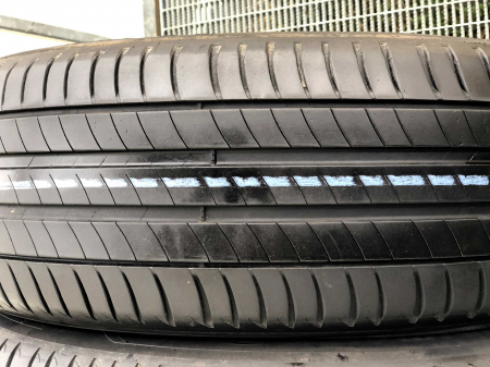 set 2 anvelope 215/60 R17 sh vara Michelin 6mm cu garantie1