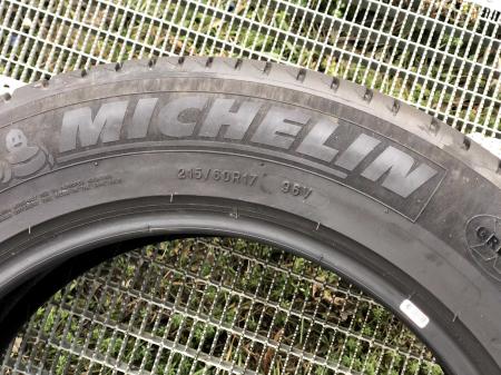 set 2 anvelope 215/60 R17 sh vara Michelin 6mm cu garantie3
