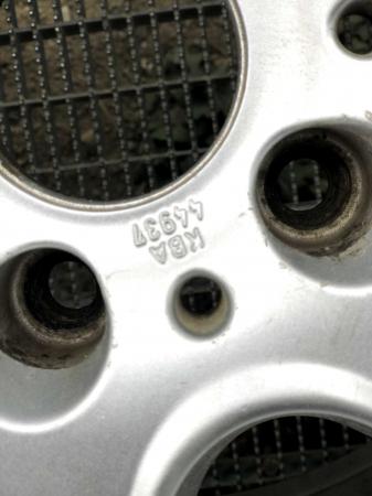 set 4 jante aliaj BMW 7Jx15H2 ET 35 5x120 second1