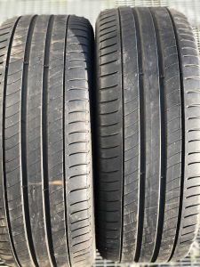 set 2 anvelope 215/50 R17 sh vara Michelin 5mm cu garantie0
