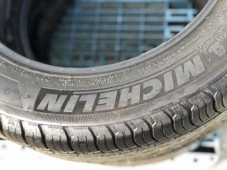 set 2 anvelope 235/55 R17 99V sh vara M+S Michelin 5.5mm cu garantie [3]