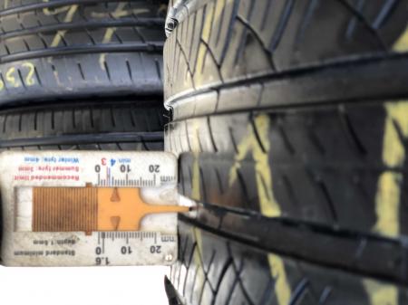 set 2 anvelope 235/55 R17 99V sh vara M+S Michelin 5.5mm cu garantie [6]