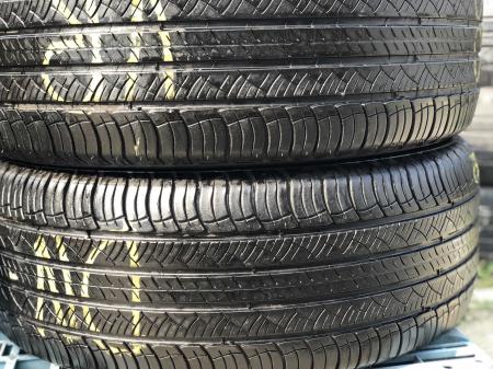 set 2 anvelope 235/55 R17 99V sh vara M+S Michelin 5.5mm cu garantie [0]