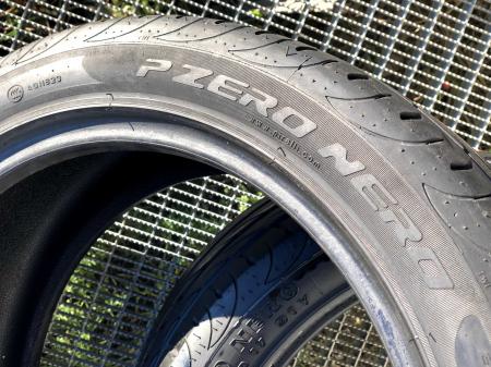 set 2 anvelope 215/45 R17 sh vara Pirelli 6.5mm cu garantie4