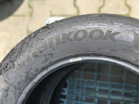 set 2 anvelope 235/60 R18 sh vara Hankook 4.5mm cu garantie [3]