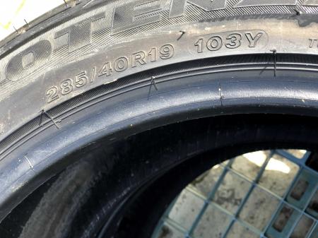 set 2 anvelope 285/40 R19 sh vara Bridgestone mm cu garantie [3]