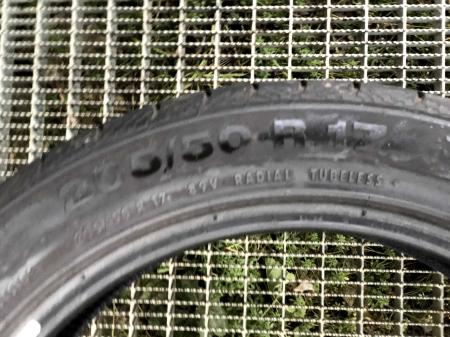 set 2 anvelope 205/50 R17 sh vara Continental 6.5mm cu garantie [3]