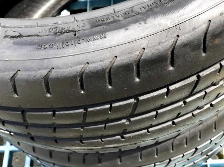 set 2 anvelope 255/35 R19 sh vara Pirelli 5mm cu garantie [2]
