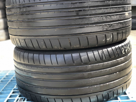 set 2 anvelope 275/35 R19 sh vara Dunlop runflat 5mm cu garantie [0]