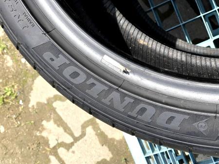 set 2 anvelope 275/35 R19 sh vara Dunlop runflat 5mm cu garantie [3]