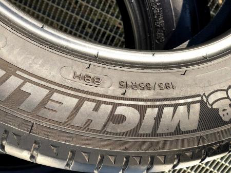 set 2 anvelope 185/65 R15 sh vara Michelin 6mm cu garantie [4]