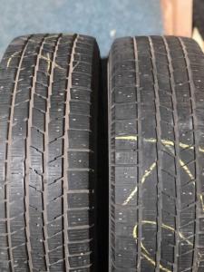 set 2 anvelope 225/65 R17 sh iarna Pirelli 6mm cu garantie0