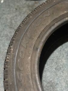 set 2 anvelope 225/65 R17 sh iarna Pirelli 6mm cu garantie3