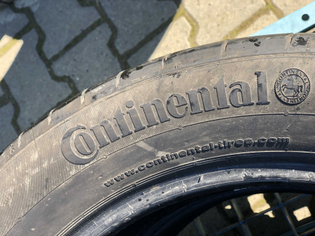 set 2 anvelope 235/50 R18 sh vara Continental 5mm cu garantie [3]