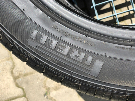 set 2 anvelope 235/55 R18 sh vara Pirelli 5.5mm cu garantie [4]