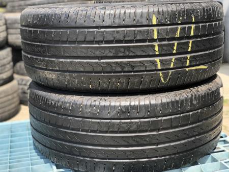set 2 anvelope 235/55 R18 sh vara Pirelli 5.5mm cu garantie [0]