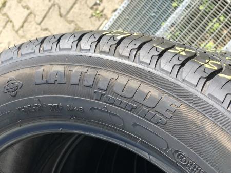 set 4 anvelope 235/55 R17 99V sh vara M+S Michelin 6.5mm cu garantie [5]