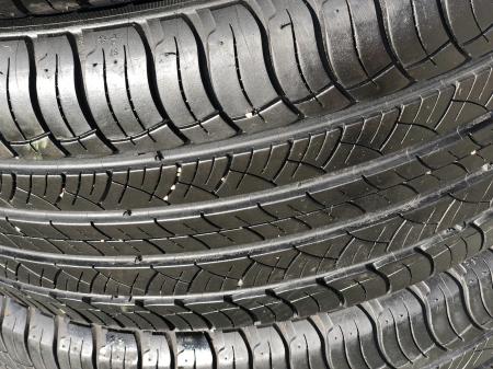 set 4 anvelope 235/55 R17 99V sh vara M+S Michelin 6.5mm cu garantie [3]