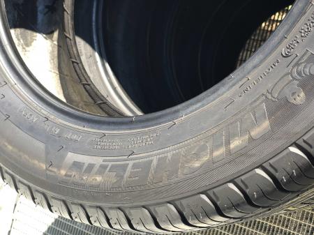 set 4 anvelope 235/55 R17 99V sh vara M+S Michelin 6.5mm cu garantie [4]