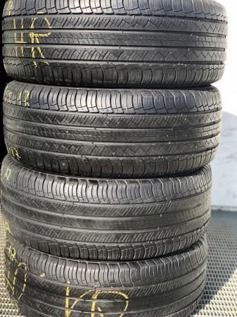 set 4 anvelope 235/55 R17 99V sh vara M+S Michelin 6.5mm cu garantie [0]