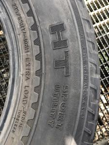 set 2 anvelope 235/65 R17 sh vara Nokian 5mm garantie [3]