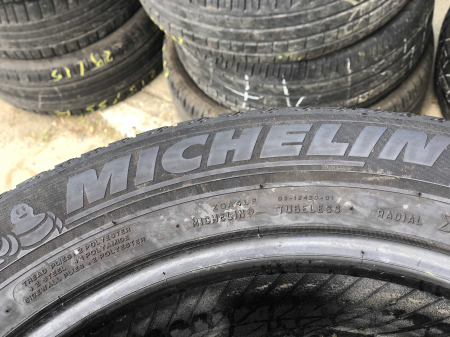 set 4 anvelope 235/55 R18 sh vara Michelin 5mm cu garantie [5]