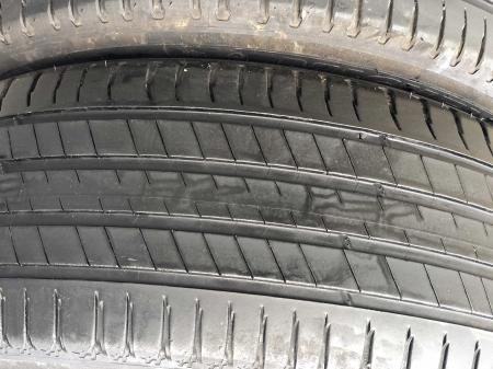 set 4 anvelope 235/55 R18 sh vara Michelin 5mm cu garantie [1]
