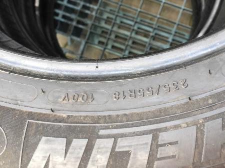 set 4 anvelope 235/55 R18 sh vara Michelin 5mm cu garantie [4]