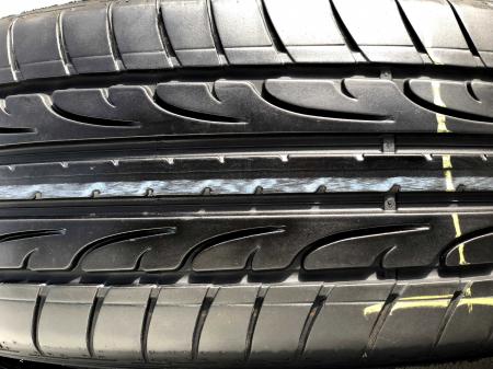 set 2 anvelope 215/40 R17 sh vara Dunlop 7mm cu garantie2