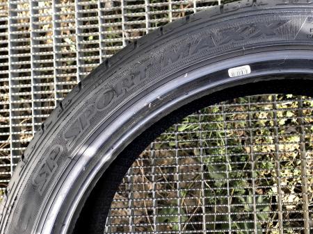 set 2 anvelope 215/40 R17 sh vara Dunlop 7mm cu garantie4