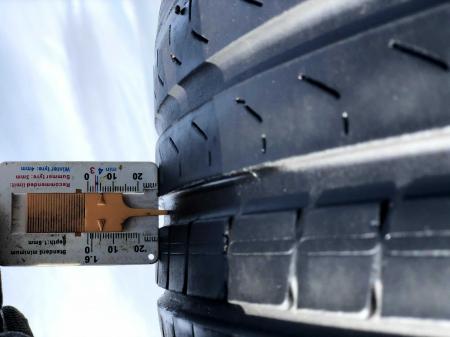 set 4 anvelope 235/55 R19 sh vara Pirelli 5mm cu garantie [6]