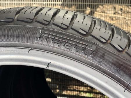 set 4 anvelope 215/40 R17 87V sh vara Pirelli 5mm cu garantie [3]