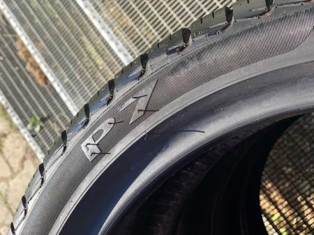 set 4 anvelope 215/40 R17 87V sh vara Pirelli 5mm cu garantie [5]