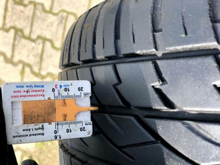 set 2 anvelope 235/50 R19 sh vara Continental 6.5mm cu garantie [6]