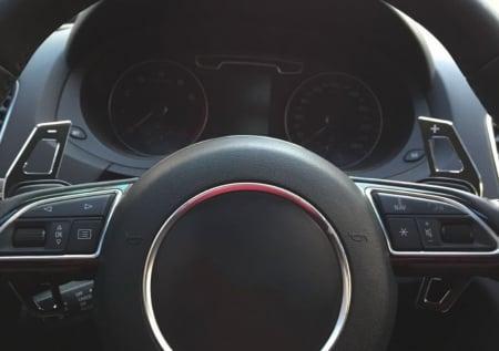Set 2 padele volan pentru Audi, Shift Paddle [5]
