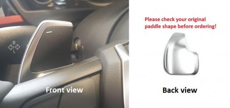 Set 2 padele volan pentru BMW, Shift Paddle, BMW F30 F31 F32 F10 F20 F22 F15 F16 X1 X3 X4 X5 X6 [7]