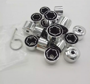 Set 20 capace prezoane pe 17 + cheie de scos capacele, VW/ Audi /Skoda0