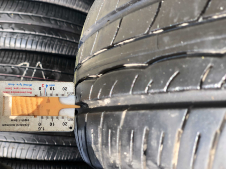 set 4 anvelope 175/65 R15 84H sh vara Dunlop 6mm cu garantie [8]