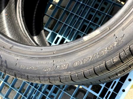 set 2 anvelope 255/40 R19 sh vara Pirelli 4.5mm cu garantie [3]