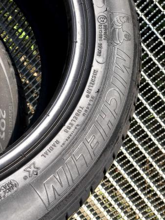 set 2 anvelope 205/55 R16 sh vara Michelin 6mm cu garantie3