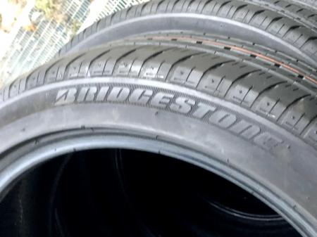 Set 4 anvelope 215/45 R17 sh vara Bridgestone 6.5mm cu garantie4