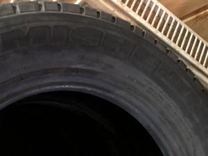 set 4 anvelope 215/65 R15c sh vara Michelin 6 mm cu garantie4