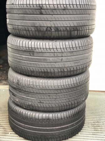 set 4 anvelope 275/40 R19 Runflat sh vara Michelin 5.5mm cu garantie [0]