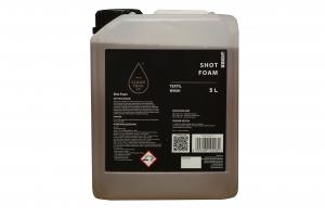 Shot Foam, solutie spumanta pentru curatarea tapiteriilor textile, 5L1