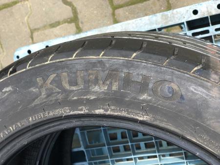 set 2 anvelope 225/55 R18 sh vara Kumho 5mm cu garantie [3]
