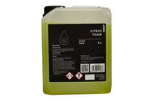 Spuma de citrice cu efect de zapada pentru exterioare auto, Cleantech, 5L1