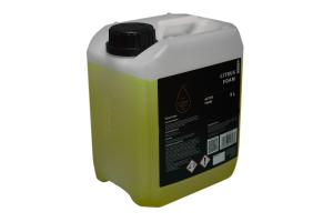 Spuma de citrice cu efect de zapada pentru exterioare auto, Cleantech, 5L0