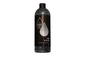 Tar & Glue, Solutie pentru curatat rezidurile de smoala, lipici, cauciuc, ulei, 1L1