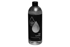 Tar & Glue, Solutie pentru curatat rezidurile de smoala, lipici, cauciuc, ulei, 1L0