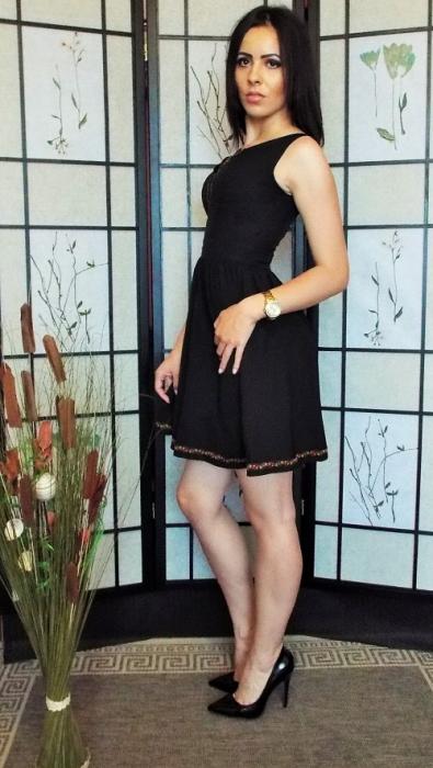 Rochie dama- Rustic Chic 2